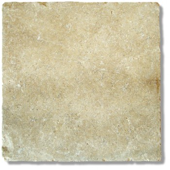 beige travertine vieilli
