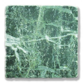 green marble - getrommeld