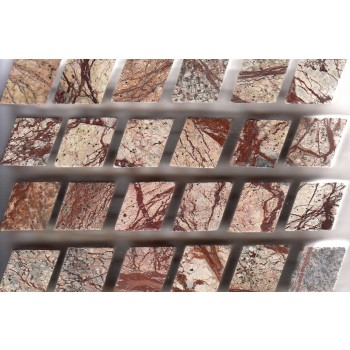 amazon brown verzoet parrallel mosaics 1x1